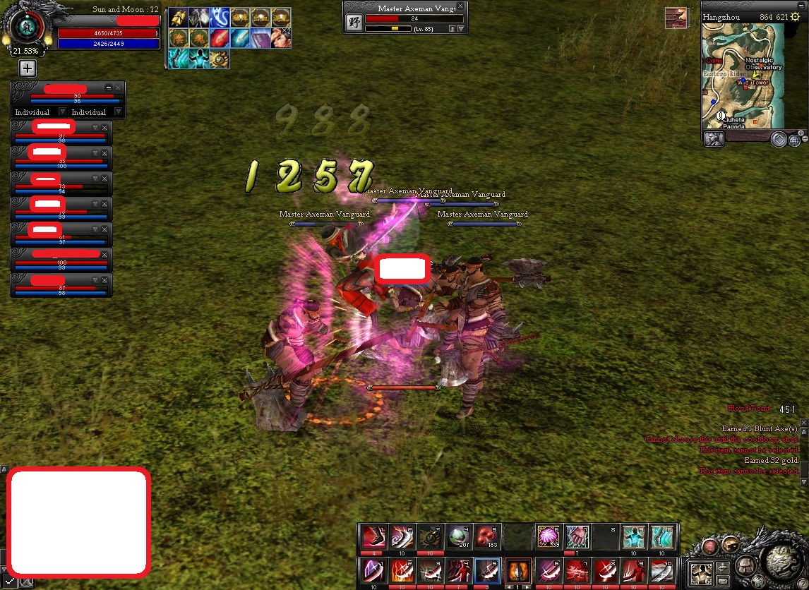 9dragons Private Sever Admin Nu4ever Gm Team Ho 224 Ng